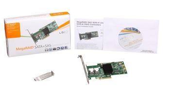 RaidStorage Avago LSI MegaRAID SAS 9240-8i LSI00200 OEMs New 8 port NO cache SFF8087 6Gb RAID0.1.5 PCI-E 2.0 X8 Controller Card