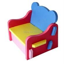 Обеденный eva пены обучения детский мебель стул качество пластиковые детская детей