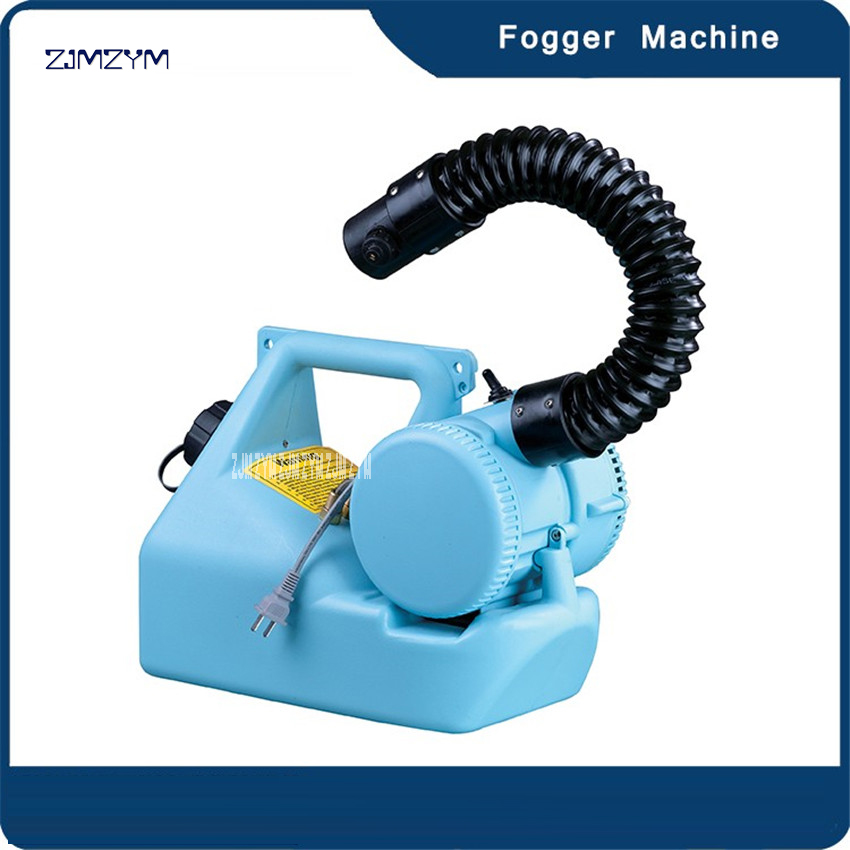 2680 Quality Portable Sprayer 220V/110V 50/60Hz sprayer portable mini Electric Fogger Machine 6L Capacity 5-50micron Particle