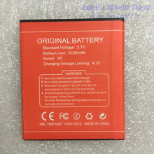 High Capacity 3100mAh Red Colour Battery for DOOGEE X5/X5 Pro Li-ion Battery for DOOGEE X5/x5 Pro Smartphone Replacement