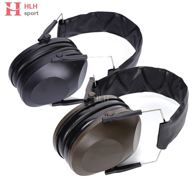 Tactical Anti Noise Headset Sport Shooting Noice Canceling