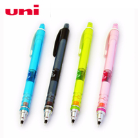 Япония UNI механические Pencil1 шт./партия 0,5 мм свинцовый вращающийся эскиз ежедневных принадлежностей для письма M5-450T канцелярские принадлежн...