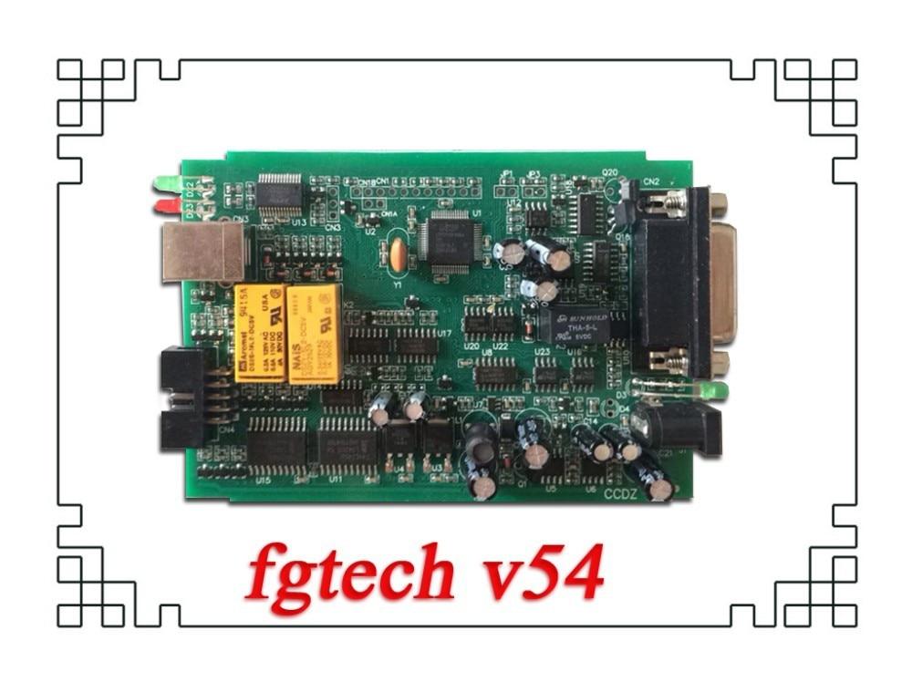 Лучший матч! Программатор BDM+ Fgtech Galletto 4 Master V54 OBD2 чип Тюнинг FG Tech Galletto V54 мастер