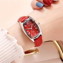 купить Fashion Women Rose Gold Luminous Leather Wrist Watches Luxury Casual Female Quartz Watch Relogio Feminino Drop Shipping по цене 1187.97 рублей