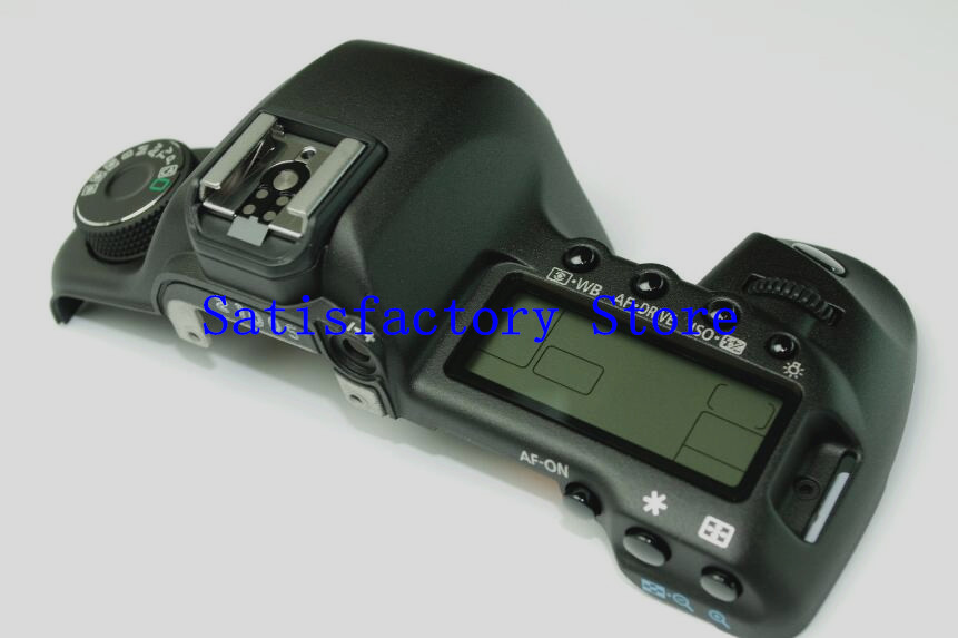 NEW 5D2 Top Cover For Canon 5D MARK II TOP UNIT 5D Mark Ii Open Unit With Top Screen Camera Replacement Unit Repair Part