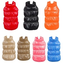 Jumpsuit for Pets Warm Winter Robots Teddy Dog Cat  Pet Clothing XS S M L XL XXL Wholesale Retail