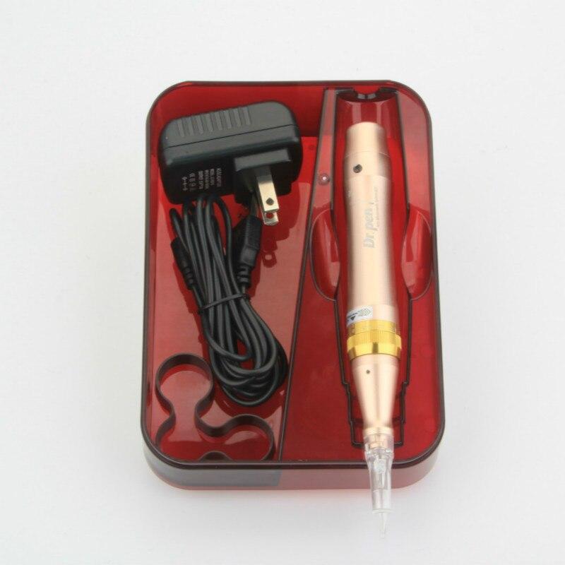 Dr.pen M5 Wireless Tattoo Permanent Makeup Pen Machine Chargeable Eyebrow&Lip Rotary Tattoo Machine German Motor Pen Gun