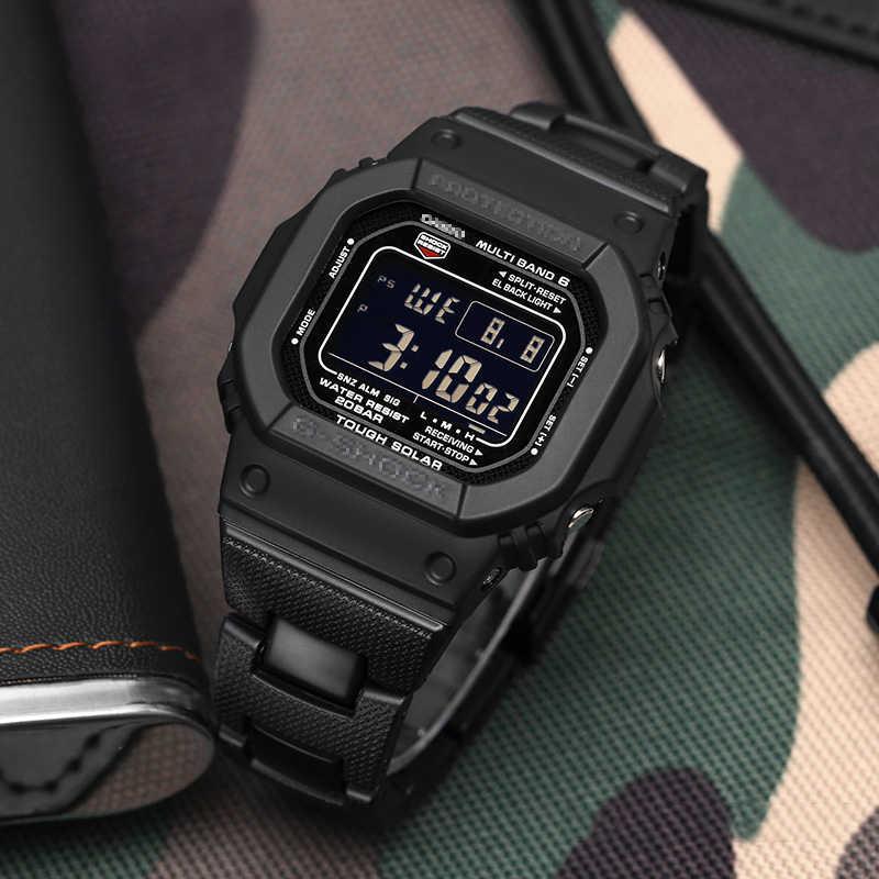 New Plastic Watchband High Quality For G Shock Dw 6900 Dw9600 Dw5600 Gw M5610 Watch Bracelet