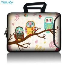 car print Laptop Bag Handbag tablet Case 9.7 12 13.3 14.1 15.6 17.3 Notebook sleeve cover For macbook pro 15 retina SBP-5797