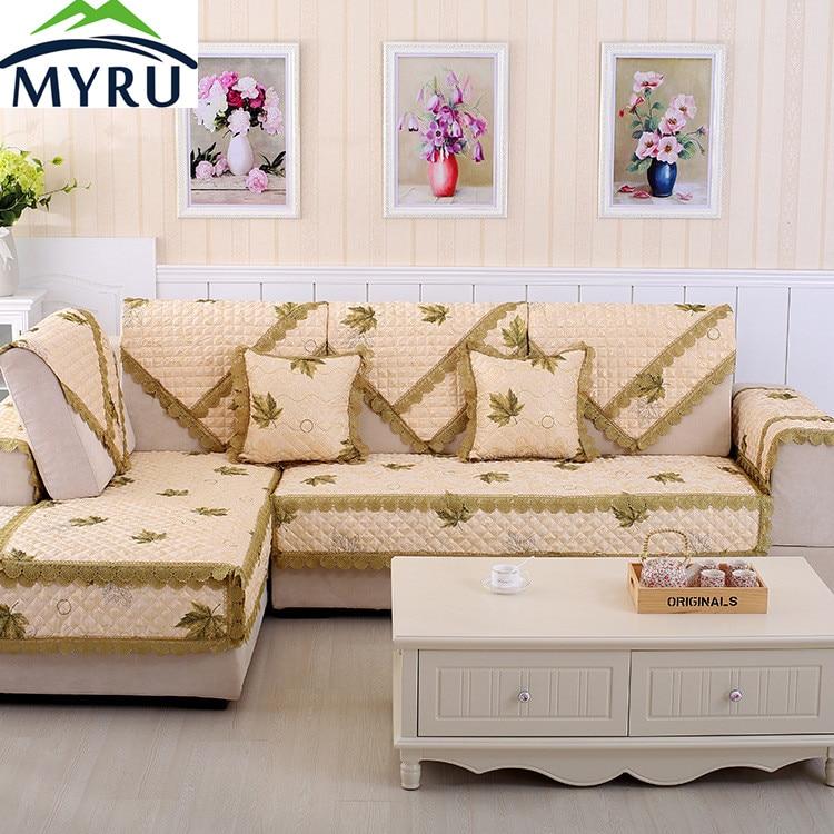 myru hot sale modern sofa covers slip resistant sofa towel sofa slipcover pattern covers for. Black Bedroom Furniture Sets. Home Design Ideas