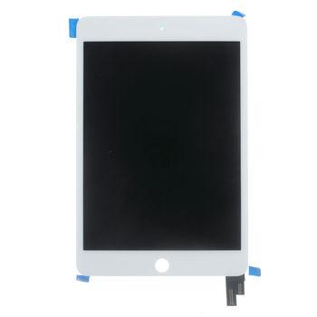ЖК-дисплей Экран Дисплей и сенсорный дигитайзер сборки для iPad mini 4 A1538 A1550 черный или белый Замена