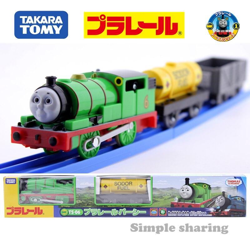 Takara Tomy Tomica Thomas The Tank Engine 06 Minature Train