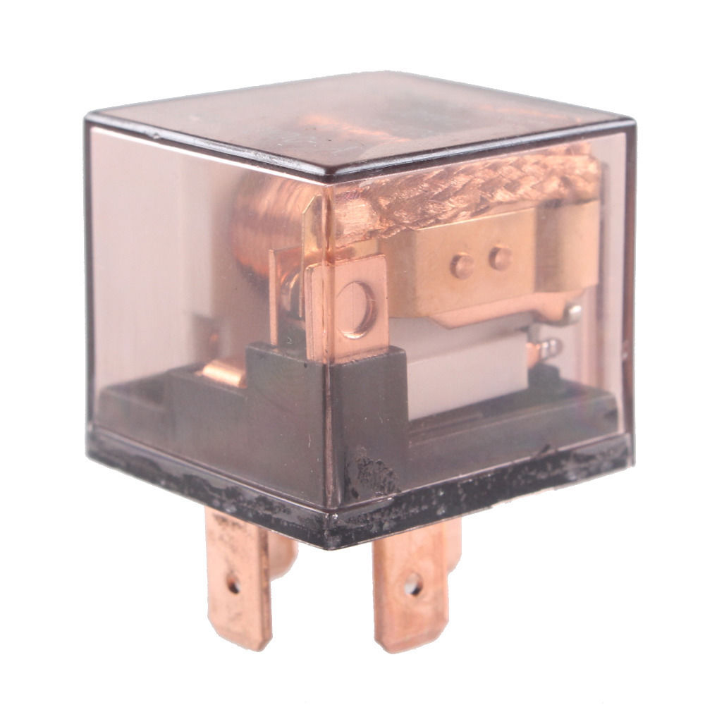 Ee Support 5 Pcs Car Truck Auto 12v 80a 80 Amp Spst Relay