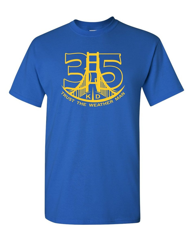 2017 kevin durant trust the weatherman men 39 s t shirt kd for Kevin durant weatherman shirt