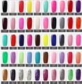 Maleah Nail Gel Polish Gel Long-lasting Shining Colorful Soak-off Gel Nail LED UV 6ml Nail Gel 01-50 All Colors