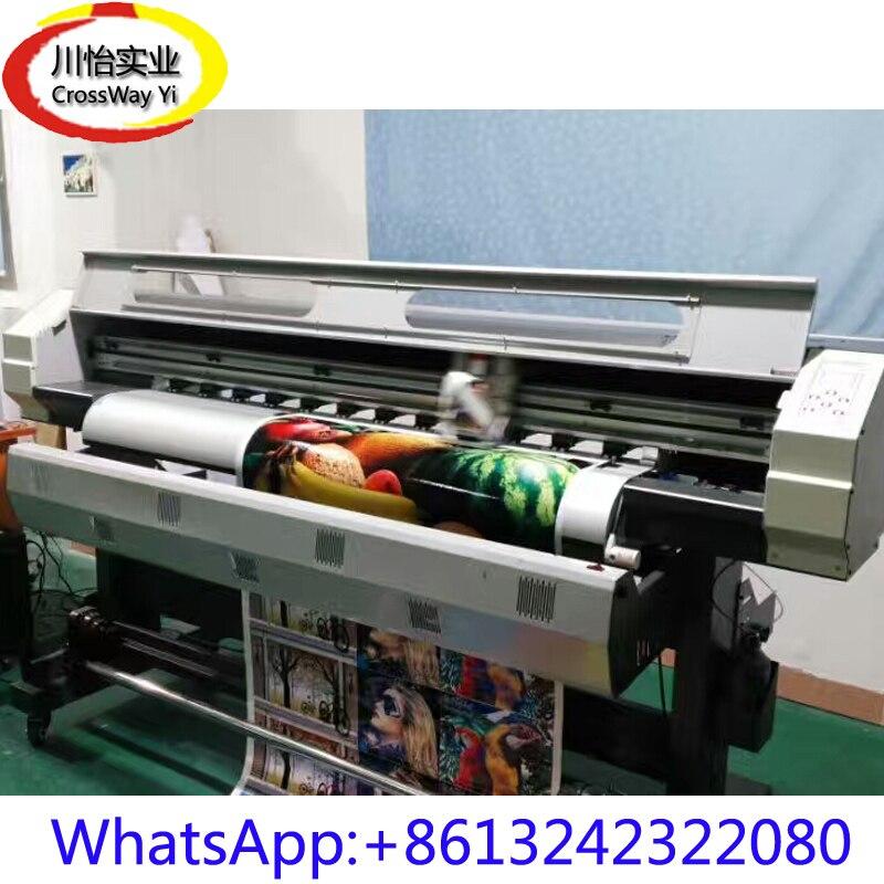 Haute Qualité Eco solvant imprimante pour Extérieur Flex bannière vinyle