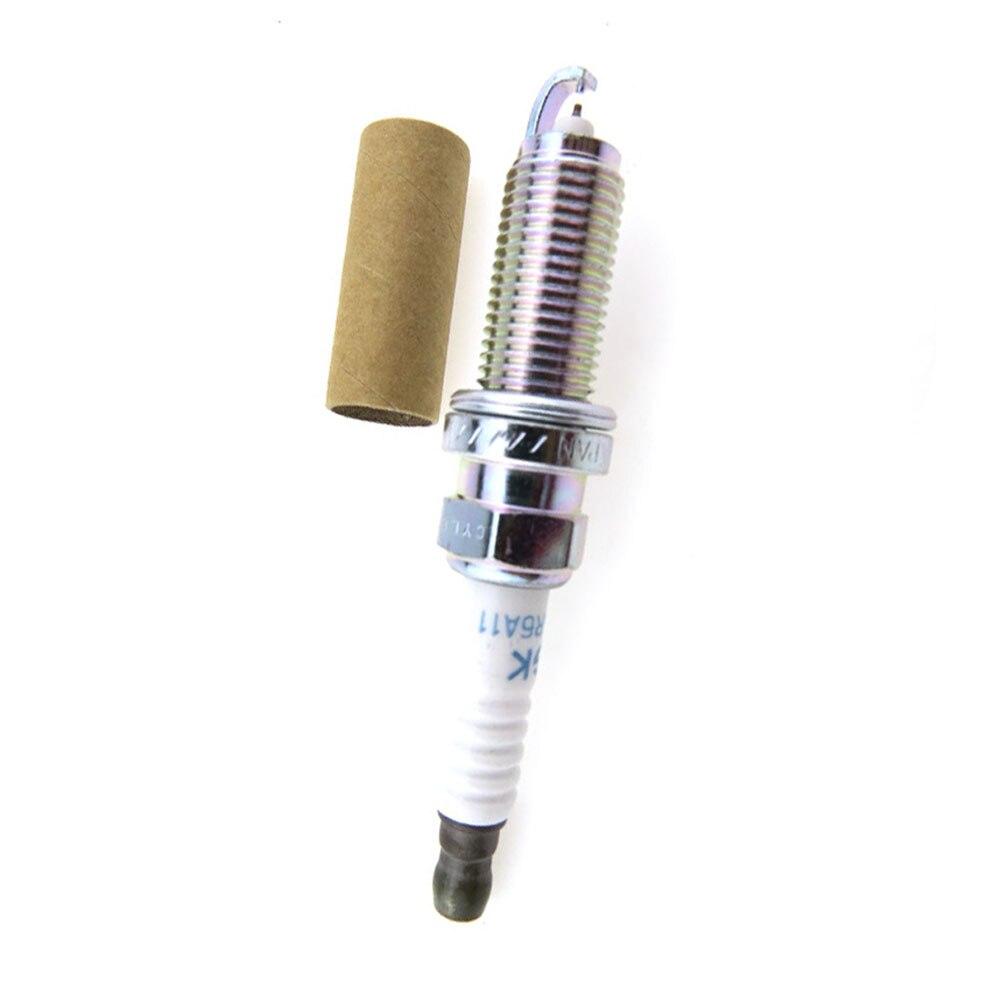 MN158596 LZFR6AI 3656 4x Laser Iridium Spark Plug For Mitsubishi Eclipse Galant OutLander LZFR6AI-3656 06