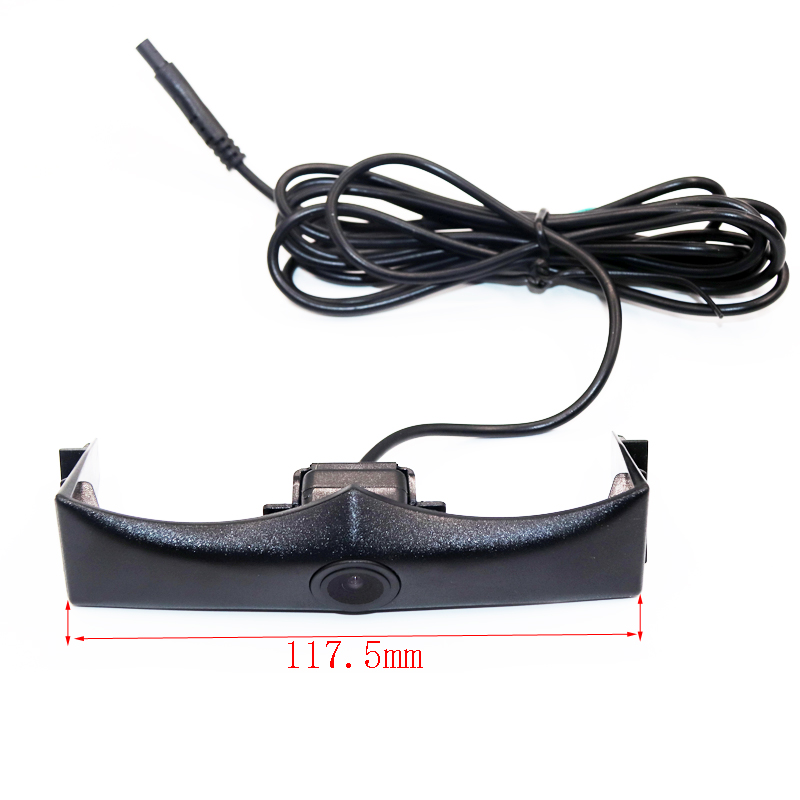 CCD HD Car front view camera For Audi A4 A4L 2017 2018 Car Front View Vehicle