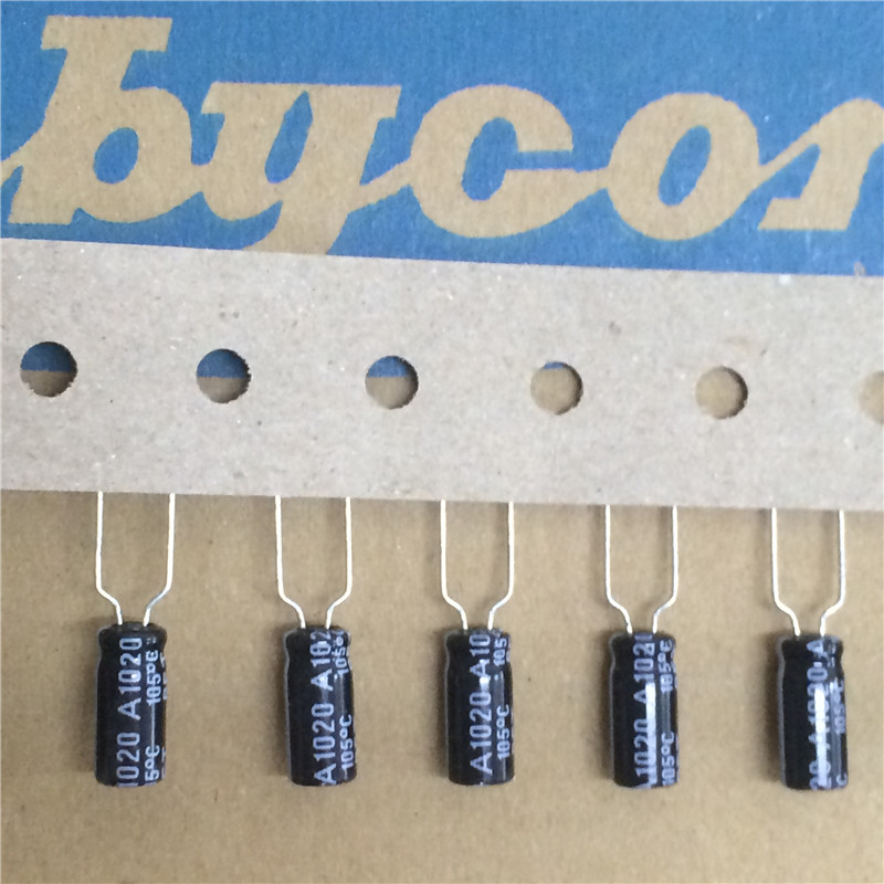 8 Pcs Rubycon YXG Series 10V 2200UF Japan High ripple Low Impedance Capacitor