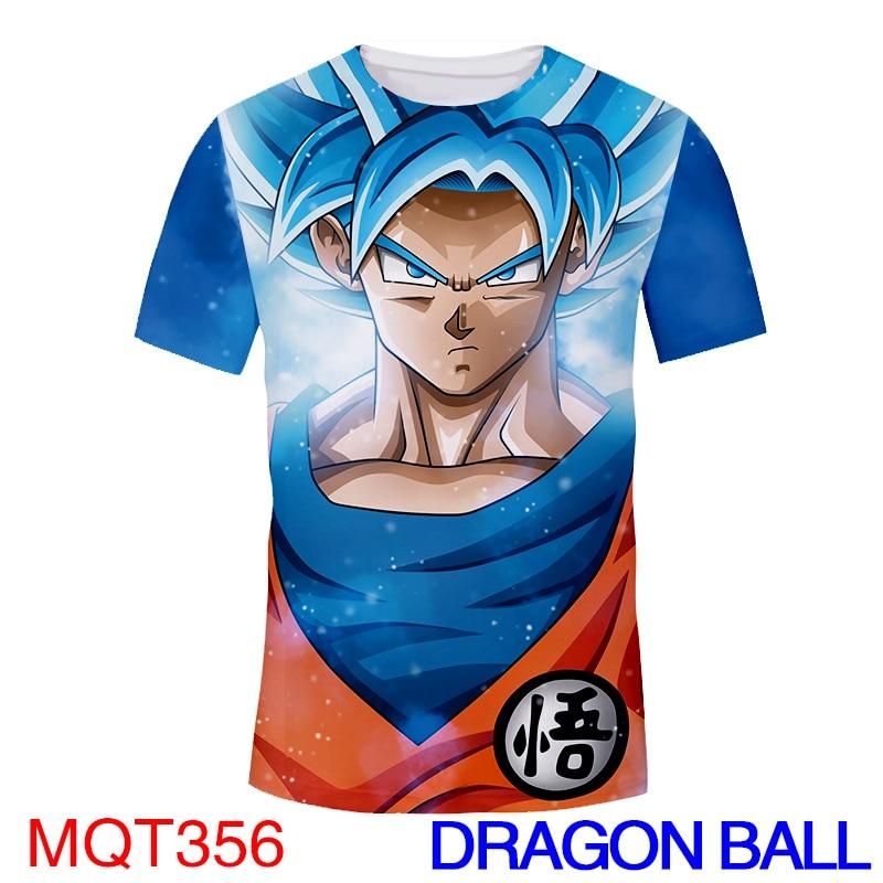 Dragon Ball Anime T Shirt Unisex New Fashion Hip Hop Streetwear Tops Tees Casual Funny Graphic Tshirt Plus Size m-XXXL 3D