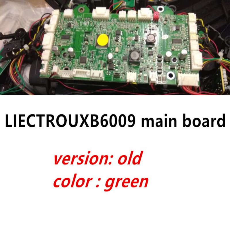(For B6009) Mainboard for LIECTROUX  Vacuum Cleaning Robot , 1pc/pack, only suit for old version,the color of main bord is green