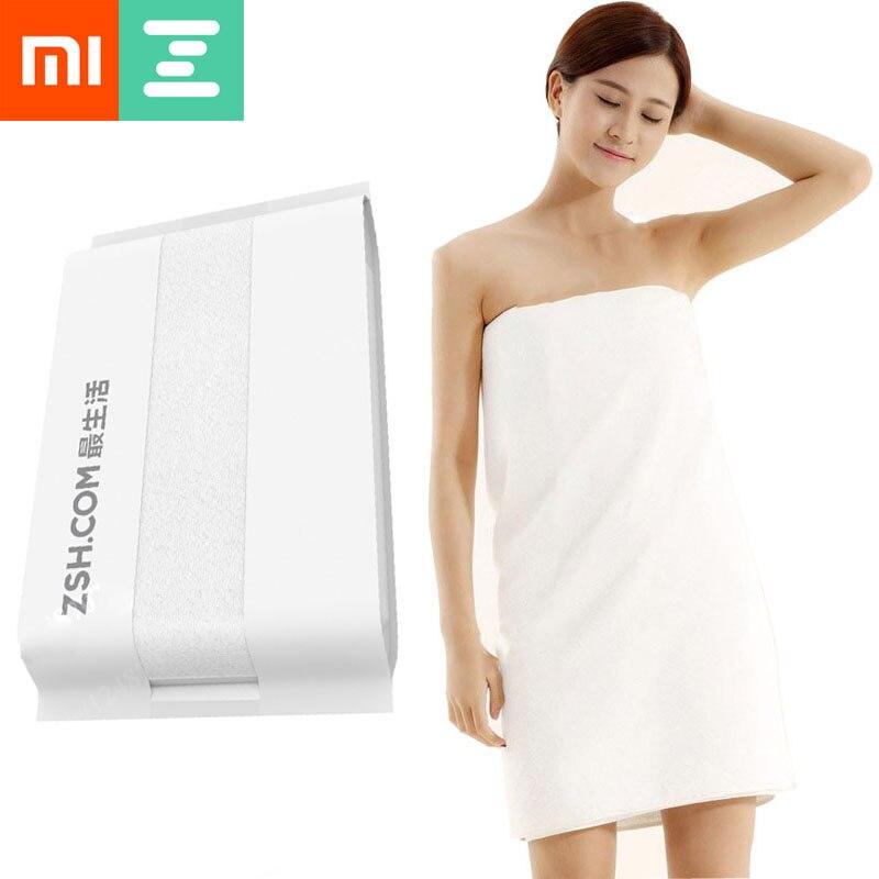 Original Xiaomi ZSH Bath Towel Facecloth Cotton Towel Xiaomi  Young Beach Towel Washcloth Antibacterial Water Absorption in  StockSmart Remote Control