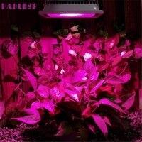 Высокое качество 18 Вт растет свет гидропоники растений Вег цветок полный спектр гидро Панель лампа