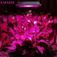 High Quality 18W LED Grow Light Hydroponic Plant Veg Flower Full Spectrum Hydro Panel Lamp
