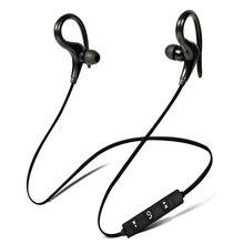 Bass Wireless Earphones Bluetooth Ear Hook Sport Running Headphone For Xiaomi iP