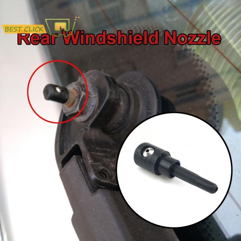 rear wiper washer jet nozzle for skoda fabia octavia