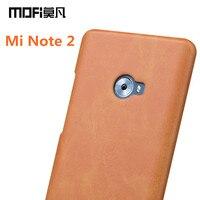Xiaomi mi note 2 cas dur de couverture arrière d'origine 5.7 téléphone cas xiaomi note 2 de luxe protéger xiaomi mi note 2 pro premier cas