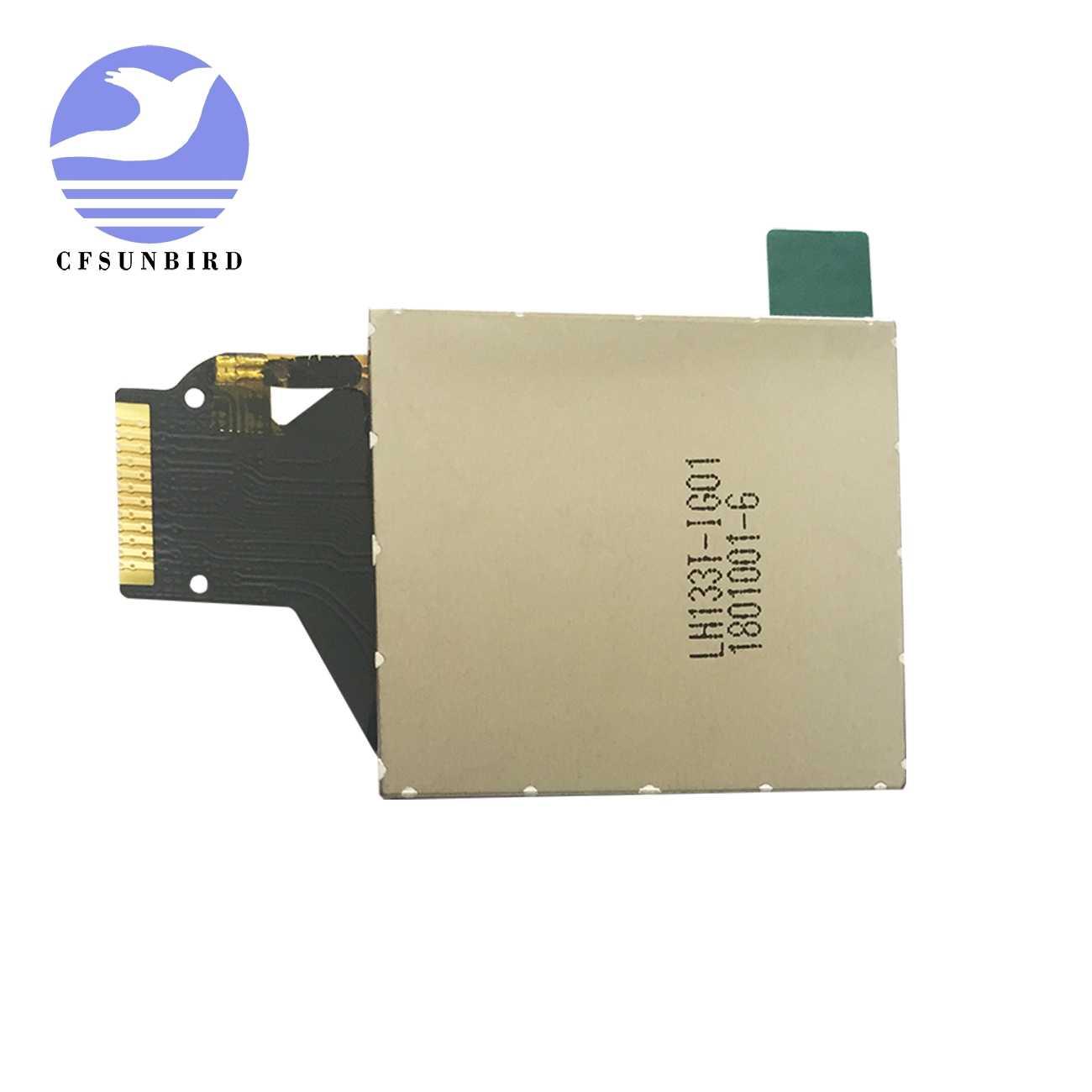 Новый ips 1,3 дюймов 3,3 V 12PIN SPI HD полноцветный TFT экран ST7789 Привод IC 240*240