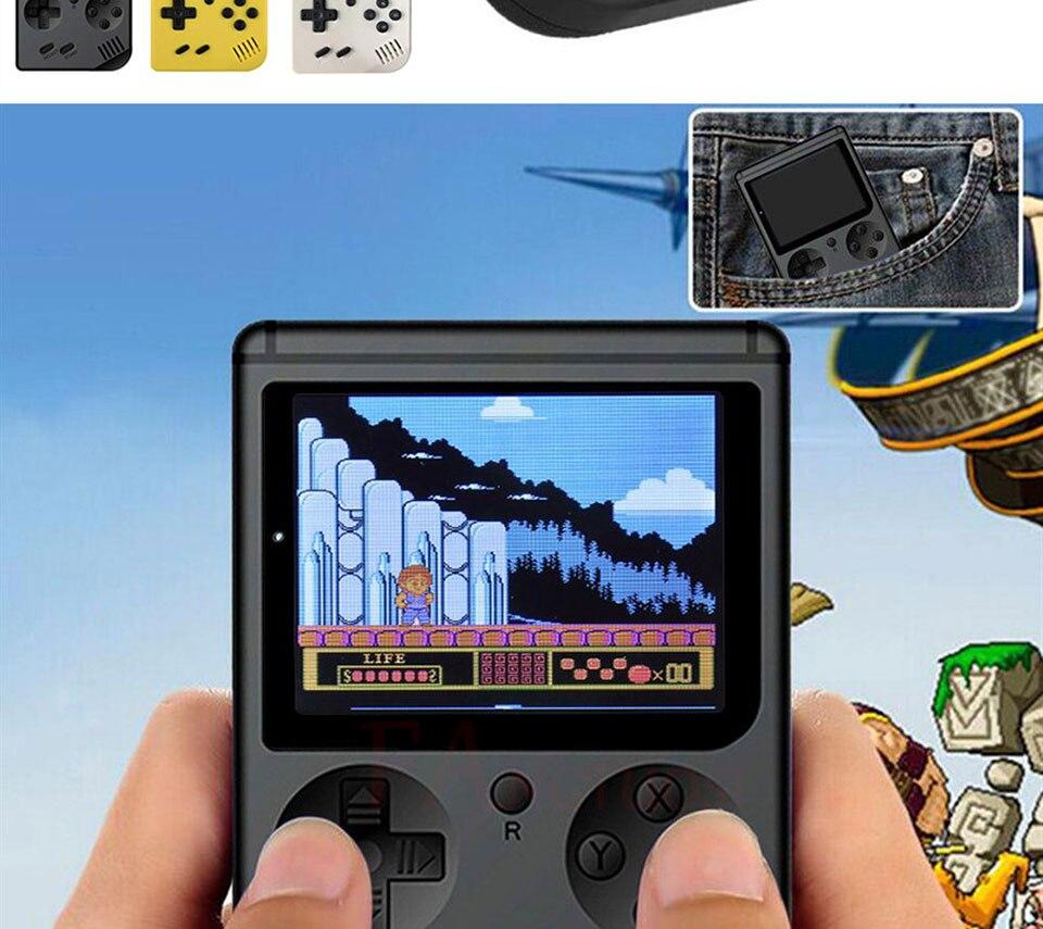 Consola de videojuegos FANGTUOSI 8 bits 3