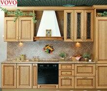 American Ash Kitchen Cabinet