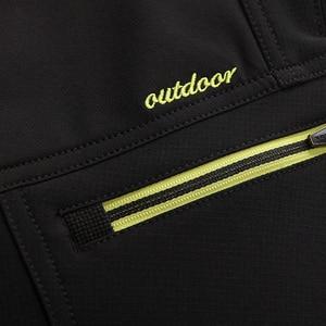 Image 5 - חדש נשים טיולים מכנסיים צמר לעבות מכנסיים חיצוניים עמיד למים Windproof תרמית עבור קמפינג סקי טיפוס טיולים מכנסיים