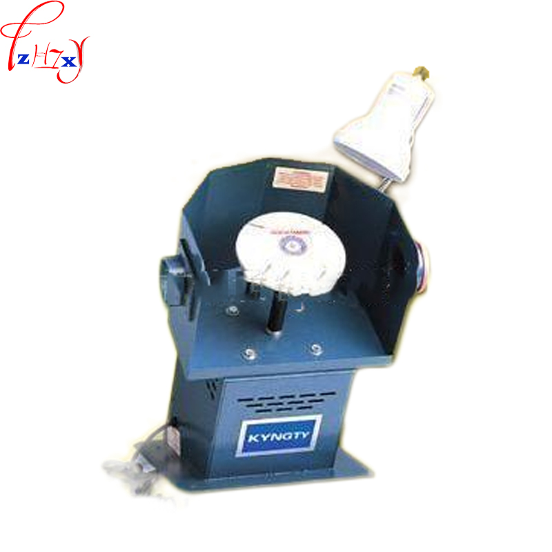 New vertical velvet butterfly grinding machine jewelry polishing tools jewelry flying saucer mill machine 220V 1PC
