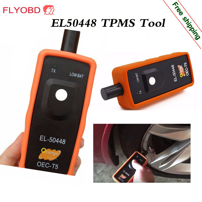 2018 New Car Vehice Automotive EL 50448 EL50448 Tire Pressure Monitor Sensor TPM