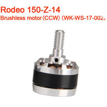3pcs/Lot Walkera Rodeo 150 RC Quadcopter Spare Part Brushless Motor (CCW) (WK-WS-17-002) Rodeo 150-Z-14
