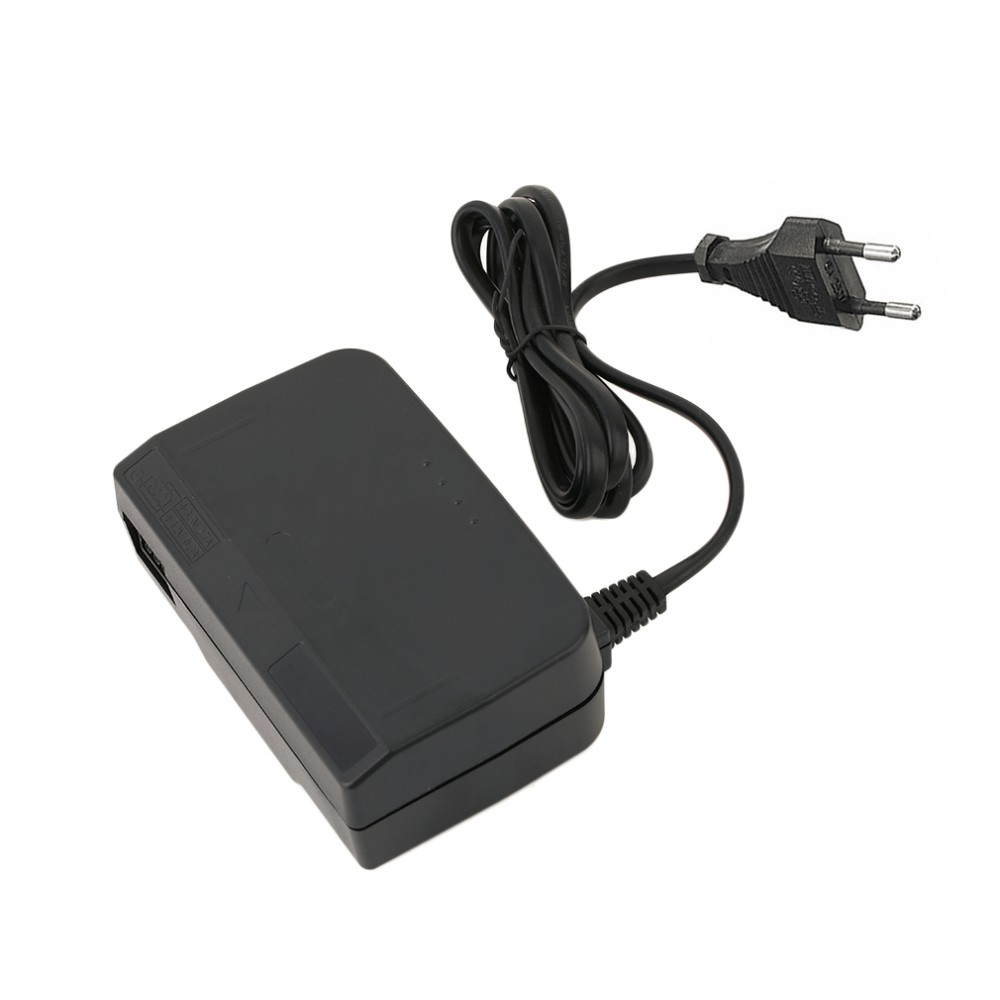 TELMAN 220 V Universal portátil al aire libre viaje AC adaptador de alimentación convertidor cargador para Nintendo 64 UE enchufe