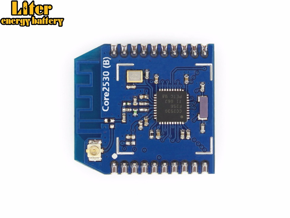 Core2530 (B) CC2530F256 Onboard, Wireless Module XBee Compatible Interface As Easy To Use As Any UART Modules