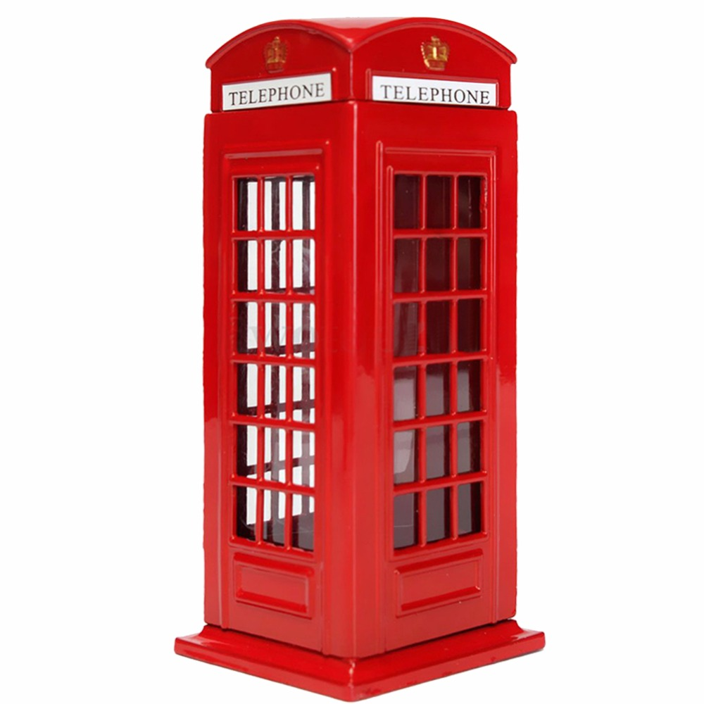 Image gallery london telephone booth cartoon - Etagere cabine telephonique ...