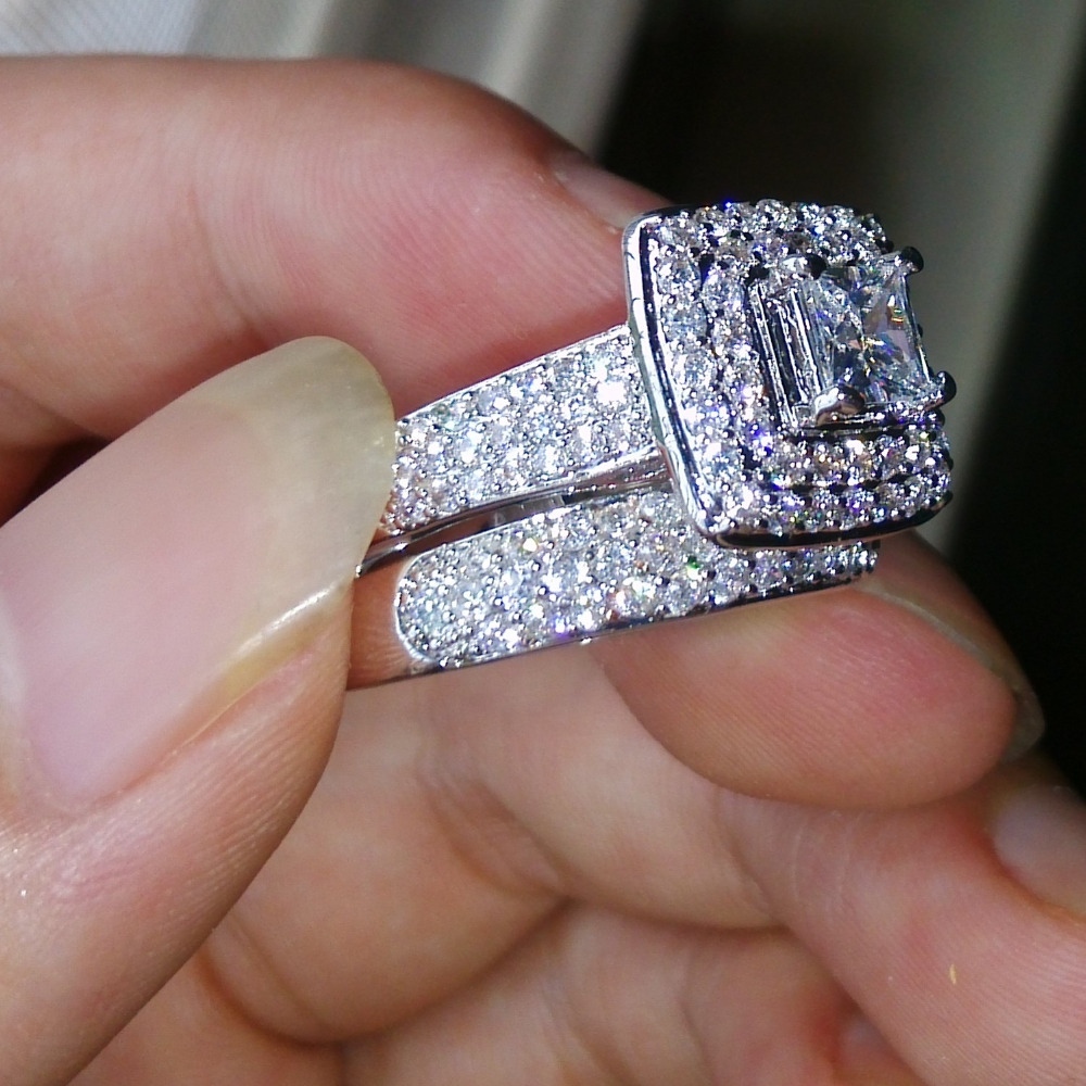 choucong Nice Jewelry 134 հատ հատ Stone 5A ցիրկոնի - Նորաձև զարդեր - Լուսանկար 3