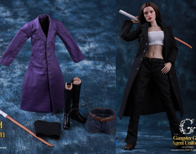 ФОТО 1/6 scale figure doll clothes for 12