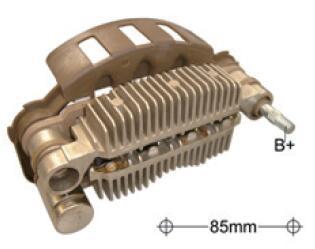 Nowy HNROCK prostownik alternatora 1260CF00/MIA8518 23830-AA070 REC-5691 31-8381 IMR85100 IYR8510 RTF49970