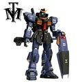 Anime Mobile suit Gundam PG 1/60 preto RX-178-X0 Mark-II Montar Modelo gunpla juguetes Robô dos desenhos animados Figura de Ação para crianças brinquedo quente