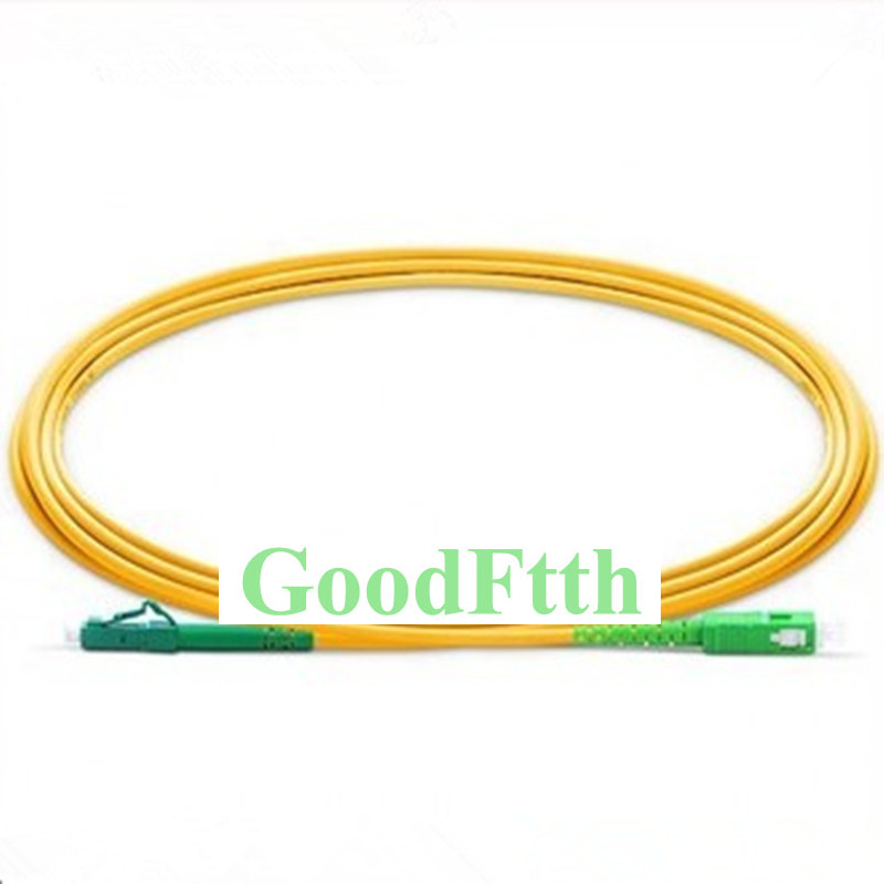 Fiber Patch Cord Jumper Cable SC LC APC SC/APC LC/APC SM Simplex GoodFtth 100 500m-in Fiber Optic Equipments from Cellphones & Telecommunications