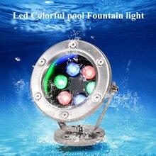 Waterval Nepta Licht Onderwater