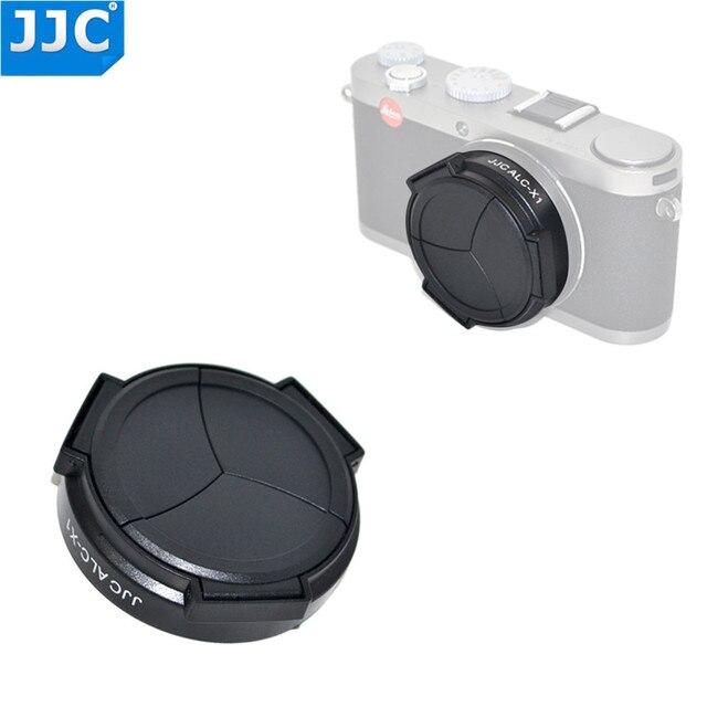 JJC Professional Auto Retenção AUTO OPEN FECHAR LENS CAP para LEICA X1/X2