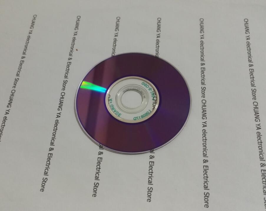 12cm High quality repeated erasable DVD-RW empty / blank record disc / disk 4X 4.7GB 120MIN 25PCS