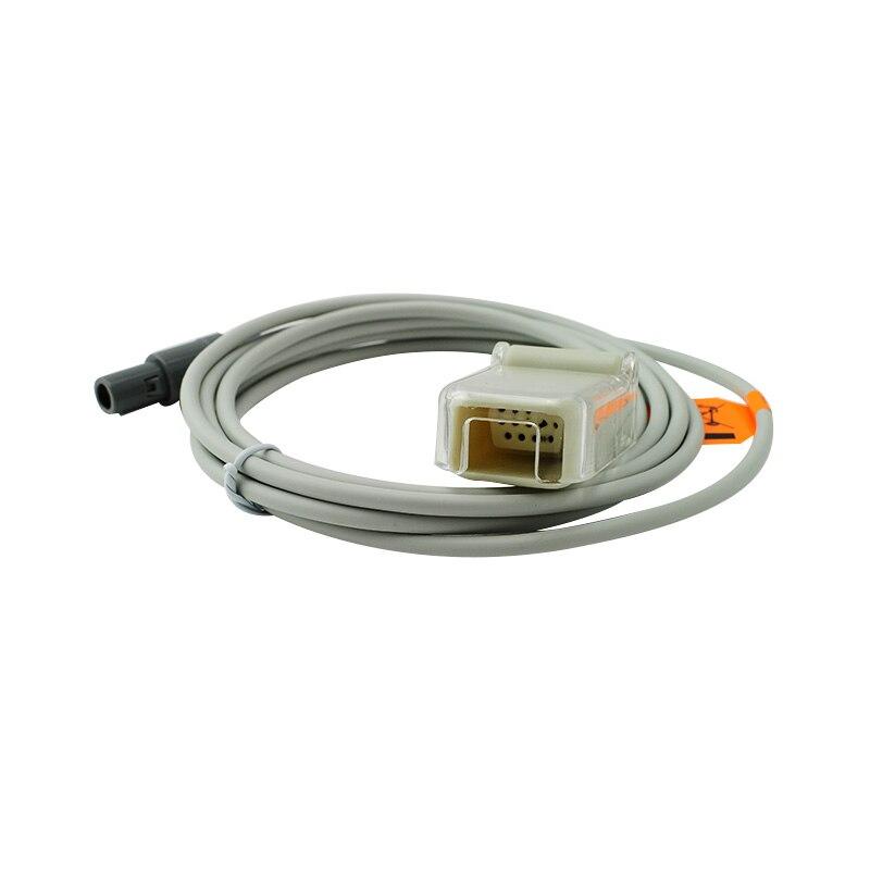 Kabel Adaptor Ekstensi SpO2, Redel 6pin ke DB9 Perempuan Kompatibel - Kebersihan mulut - Foto 4